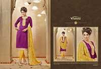 Fancy Dupatta Suit Collection