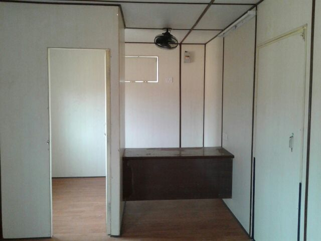 Office Porta Cabin