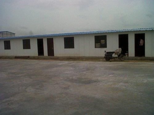 Prefab Accommodation Units