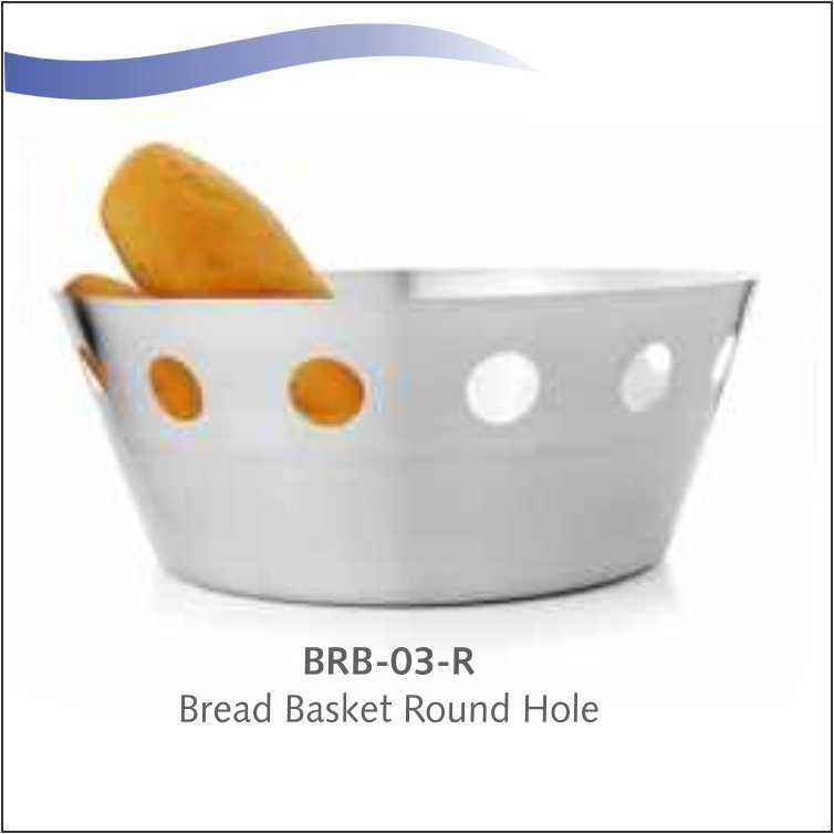 Bread Basket- Round Hole