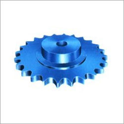 M.S. Chain Sprocket Duplex