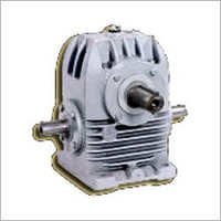 EFU Type Single Reduction Worm Gear Unit