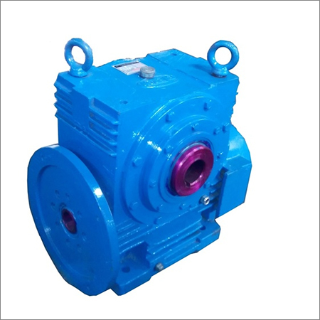 EUSM Type Single Reduction Worm Gear Unit