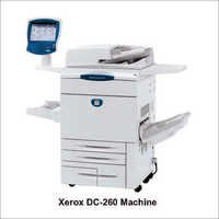 Xerox DC-260 Machine