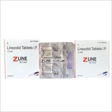 Linezolid Tablet Allopathic