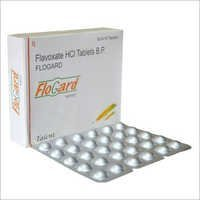 Flavoxate HCL Tablet