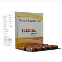 Rifampin Isoniazid Tablet