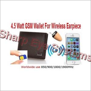 Spy GSM Earpiece