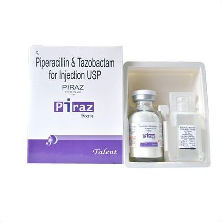 Piperacillin and Tazobactam Injection