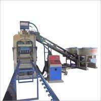 Fully Automatic Fly Ash Brick & Block Machine