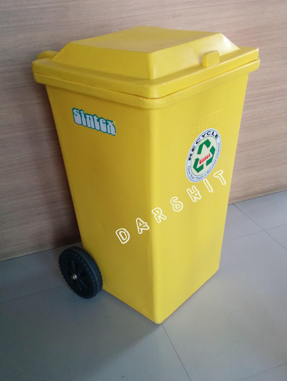Sintex Wheeled Waste Bin