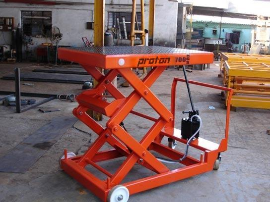 Manual Scissor Lift
