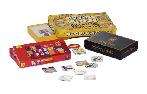 Board Games Boxes