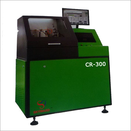 Common Rail Single Injector Test Bench