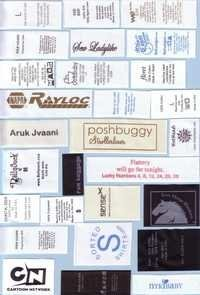 TAFFETA PRINTED LABELS