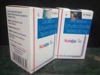NATDAC Tablet 60 mg  (FOR SALE IN INDIA)