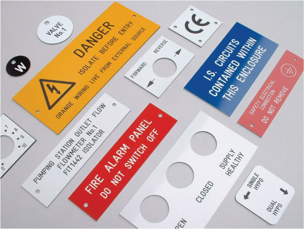 METAL LABELS
