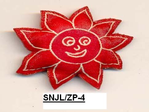 Zipper Puller Label