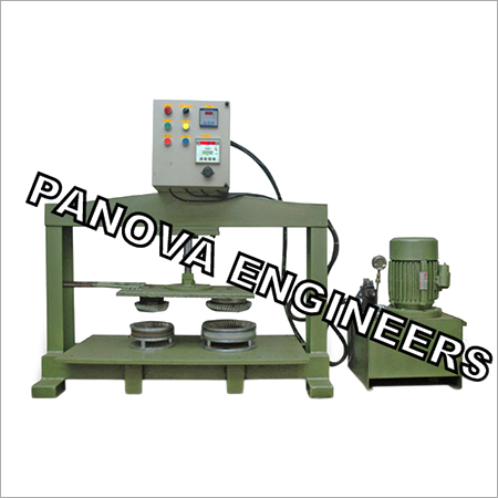 Hydraulic Paper Plate and Bowl Making Machine