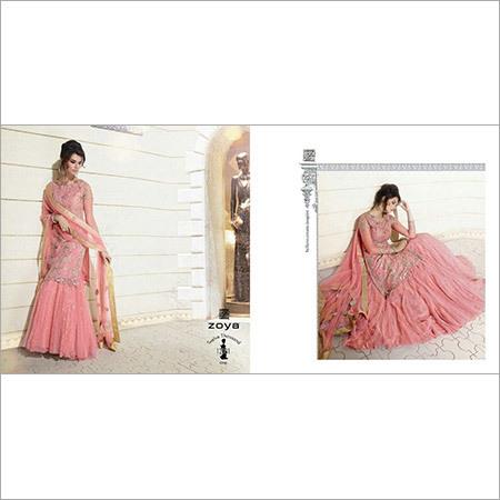 Wedding Designer Dress Material