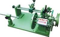Manual Coil Winding Machine With Reel Carrier