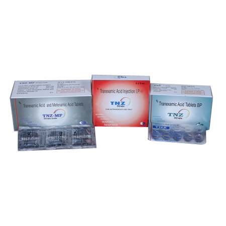 Tranezamic Acid Tablets