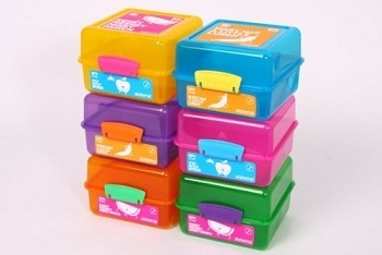Lunch Cube Coloured Box