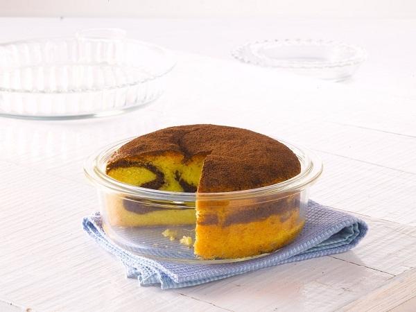 Borosil Round Cake Dish 1.4 L