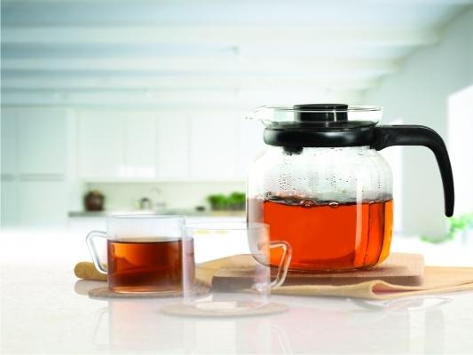 Borosil Classic Mug (set of 4) + Carafe 1.0 Ltr