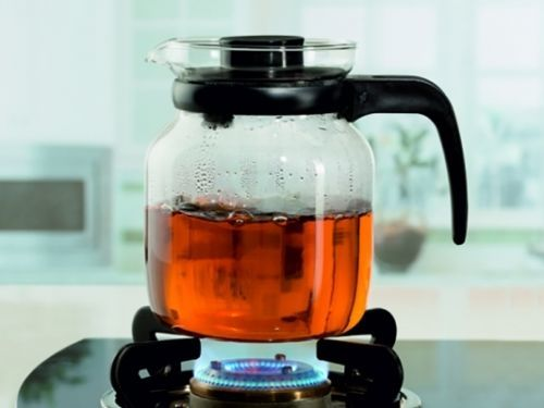 Borosil Carafe with Strainer in Lid - 0.35L