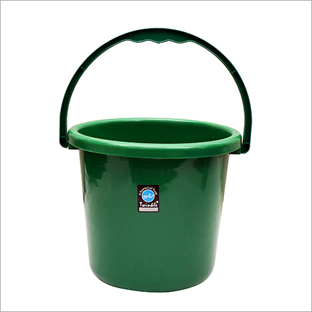 Colored Plastic Bucket