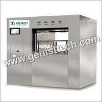 Sliding Door Autoclave