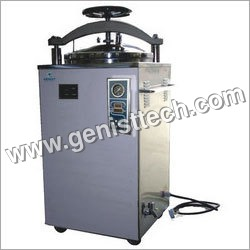 Vertical Deluxe Autoclave