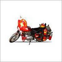 High Pressure Water Mist Fire Fighting Bike