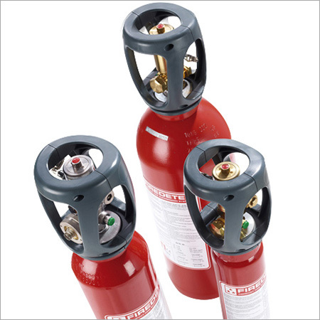 Automatic Fire Detection And Supression System