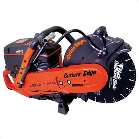 Black Diamond Blade Rotary Rescue Saw