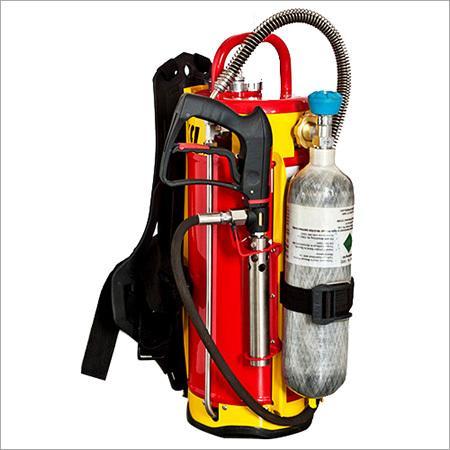 Backpack & Handheld Type (model 02-010)