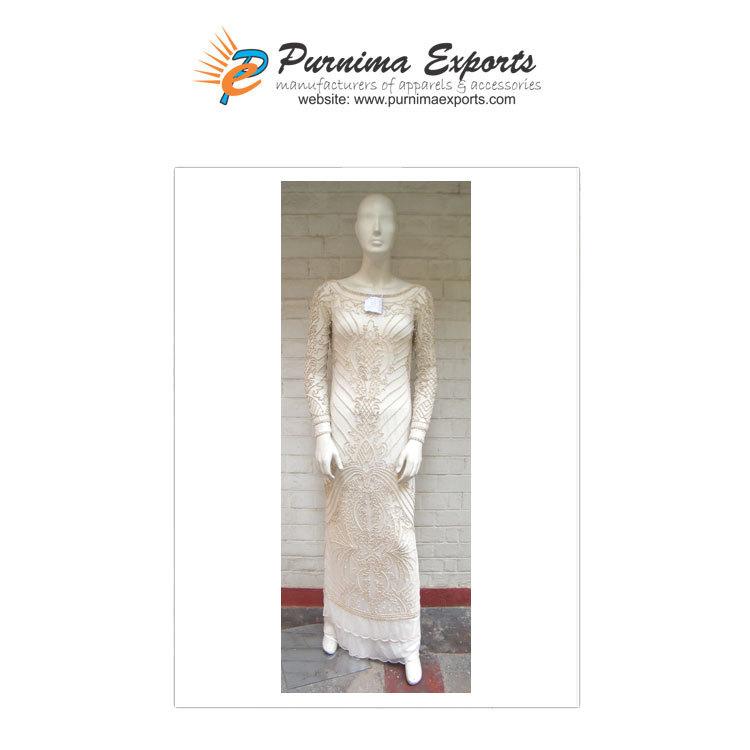 Fashion Sequin Evening Dresses
