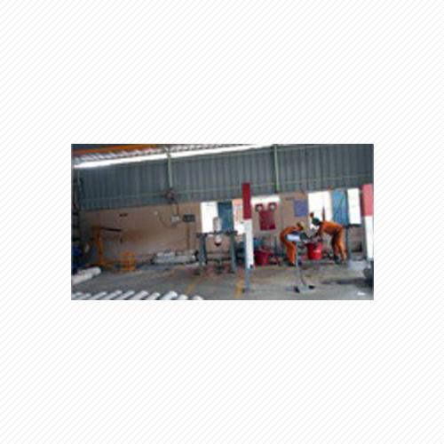 CNG Cylinder Testing Plant