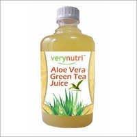 Aloe Vera Green Tea Juice (600 Ml)