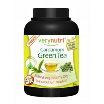 Cardamom Green Tea (40 Cups)