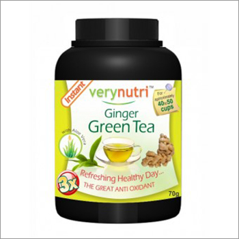 Ginger Green Tea (40 Cups)