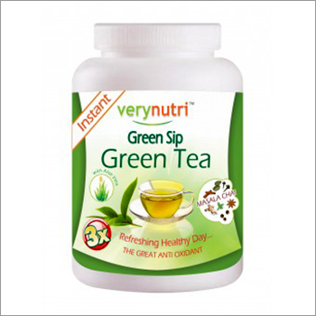 Instant Green Tea Powder (200 Grams)
