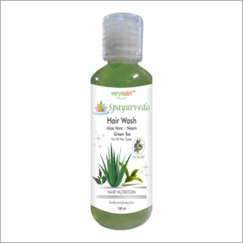 Aloe Vera And Green Tea Hair Wash (100 Ml)