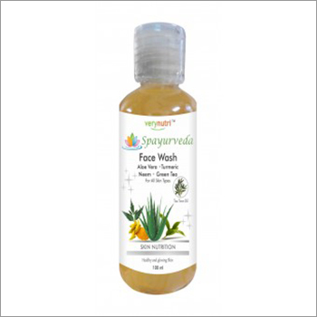 Aloe Vera Green Tea Face Wash (100 Ml)