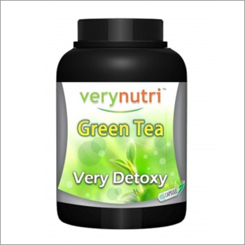 Green Tea Capsules (30 Days Pack)