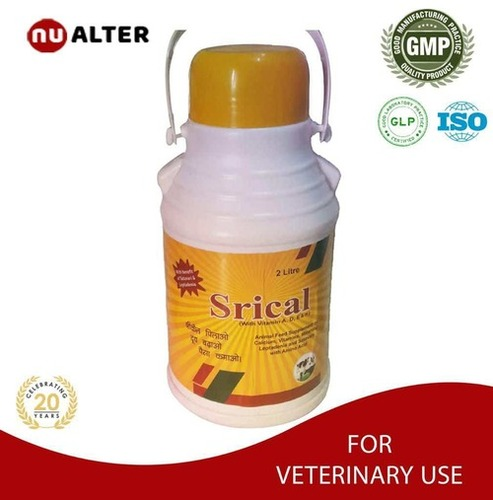 Srical with Vitamin A, D, E