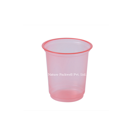Plastic Disposable Water Glass