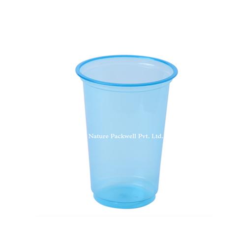 Large Disposable Plastic Glass