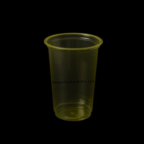 Disposable Colored Plastic Glass